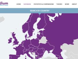Uudistettu Compendium-verkkosivusto tarjoilee vertailevaa tietoa kulttuuripolitiikasta