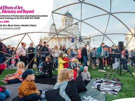 Euroopan taidesosiologit kokoontuvat syyskuussa Helsingissä