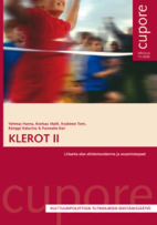 """KLEROT II. Liikunta-alan elinkeinorakenne ja <span class=""""highlight"""">osaamistarpeet</span>..."""