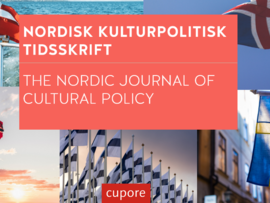 Nordic Journal of Cultural Policy