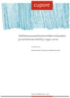 Valtionosuusorkestereiden talouden ja toiminnan kehitys 1992-2010