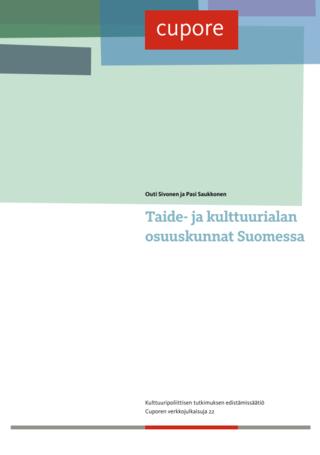 Taide- ja kulttuurialan osuuskunnat Suomessa