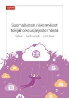 """Opinions of the Finnish General Public on the <span class=""""highlight"""">Copyright</span> <span class=""""highlight"""">System</span> &#160;..."""
