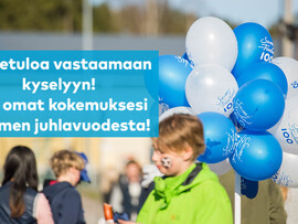 Kansalaiskysely Suomi 100 -juhlavuodesta on käynnistynyt