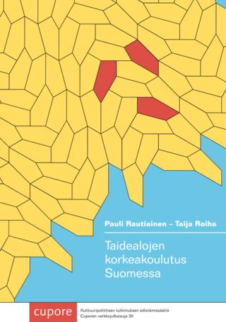 Taidealojen korkeakoulutus Suomessa