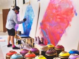 Kysely ulkomaalaissyntyisten taiteilijoiden sekä taide-  ja kulttuurialan ammattilaisten työskentelystä suomalaisella taide- ja kulttuurikentällä