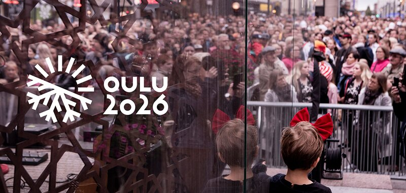 What is your image of Oulu and its bid for the capital of culture? Take a survey and win a giftcard