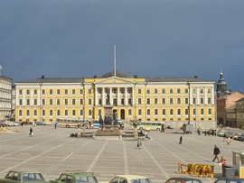 """Hallinnollista <span class=""""highlight"""">kulttuuripolitiikka</span>a?&#160;..."""